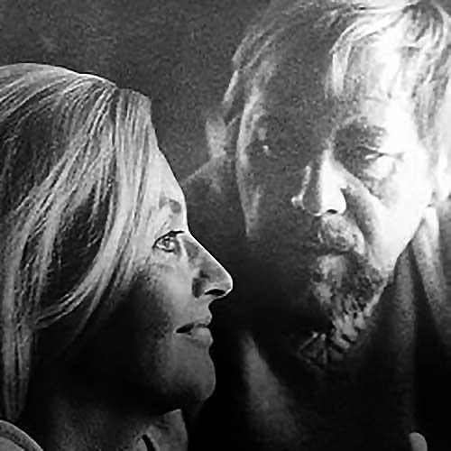 Inger and Lasse Sandberg
