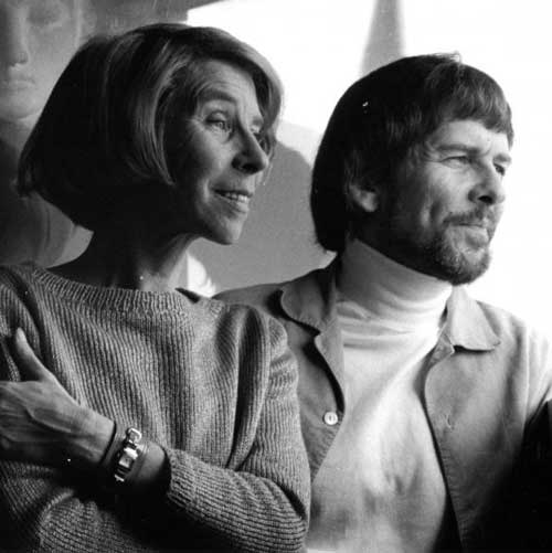Lars and Tove Jansson