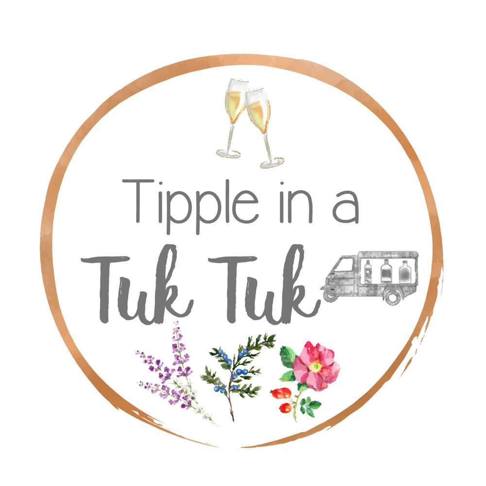 Tipple in a TukTuk