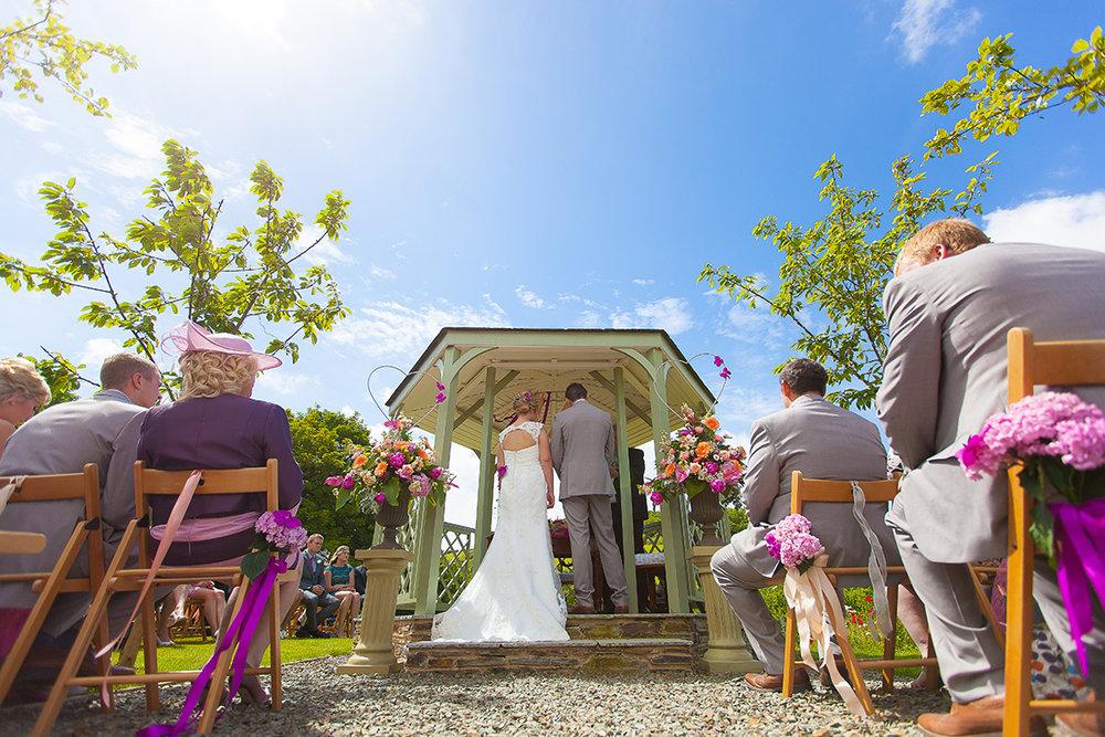 Real wedding at Pengenna Manor in Cornwall wedding venue Charlotte & Richard 05.jpg
