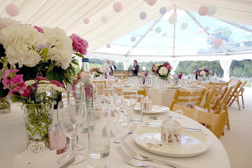 Real wedding at Pengenna Manor in Cornwall wedding venue Dawn & Spencer 01.jpg