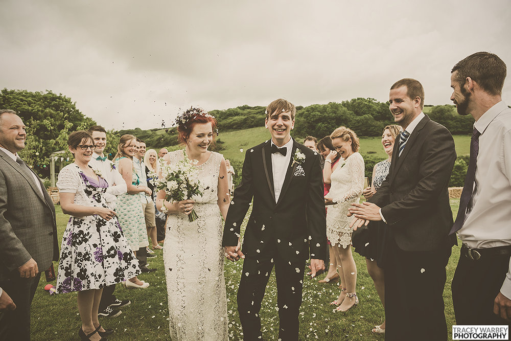 Real wedding at Pengenna Manor in Cornwall wedding venue Sophie & Rob 02.jpg