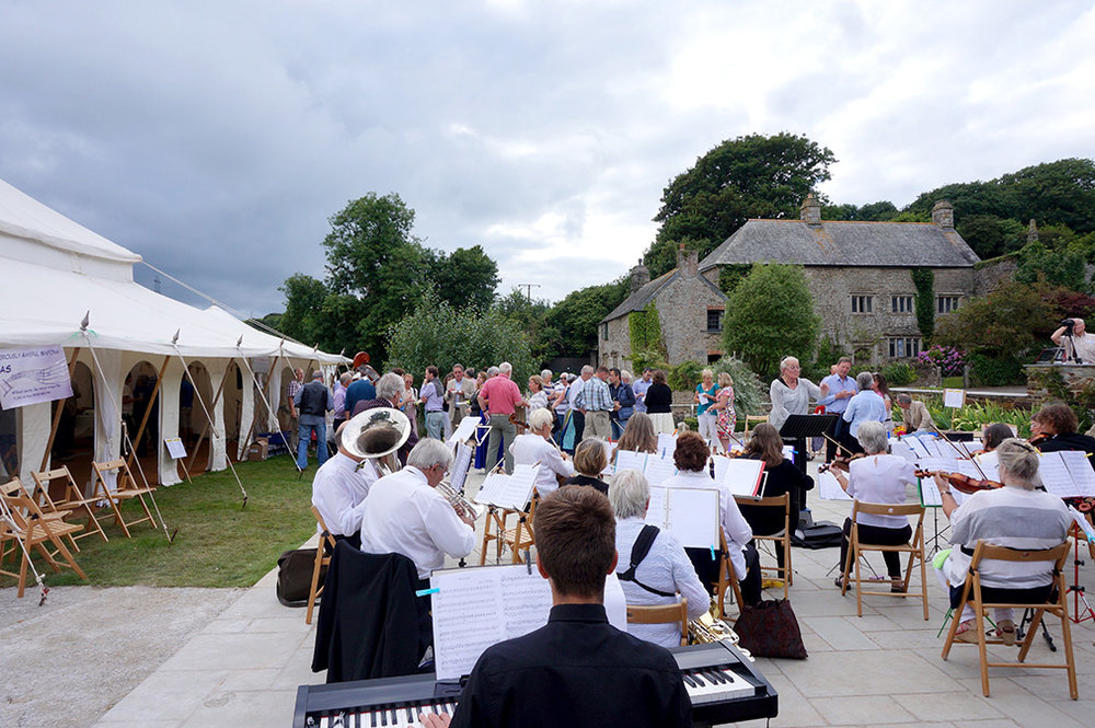 Outdoor music festival event at Pengenna Manor in Cornwall 03.JPG