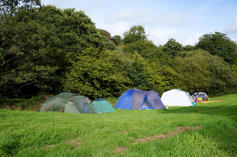 Wild camping meadow field at Pengenna Manor wedding venue in Cornwall.jpg