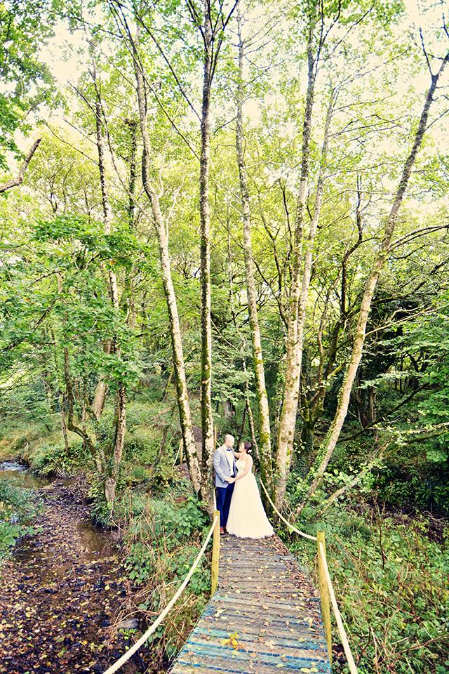 Real wedding at Pengenna Manor in Cornwall wedding venue Hanna & Tom 02.jpg
