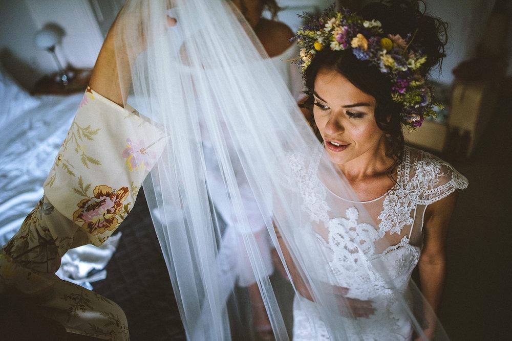 Real wedding at Pengenna Manor in Cornwall wedding venue Leigh-Anne & Jason 08.jpg