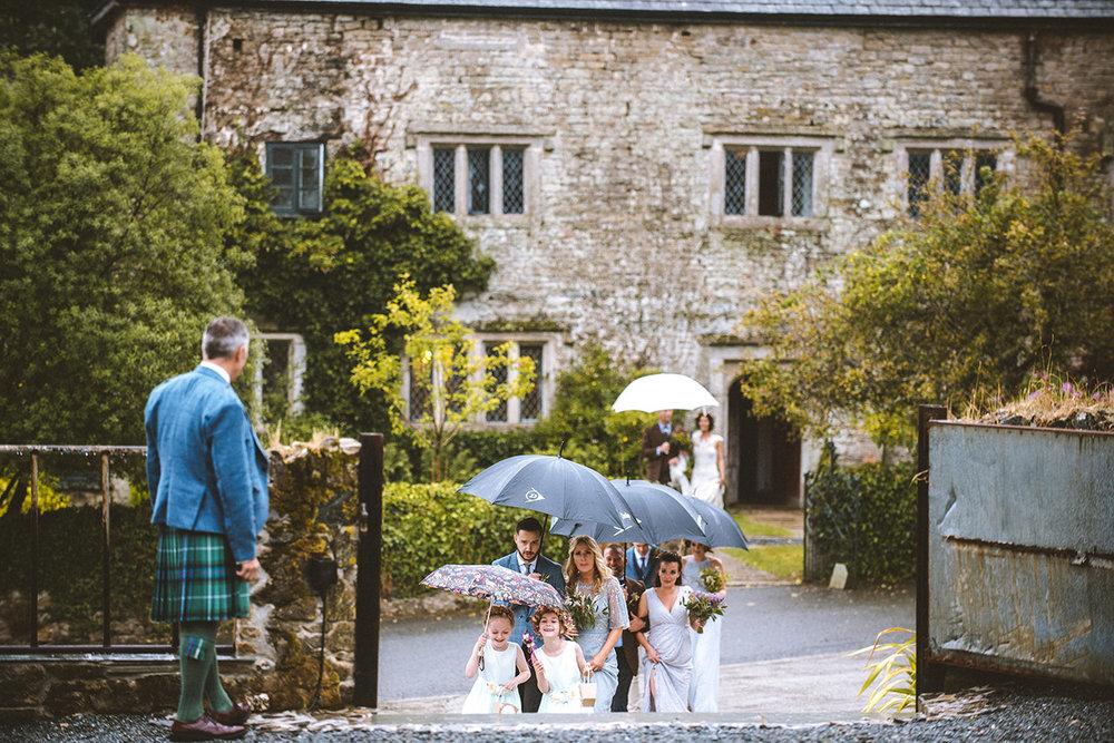 Real wedding at Pengenna Manor in Cornwall wedding venue Leigh-Anne & Jason 10.jpg