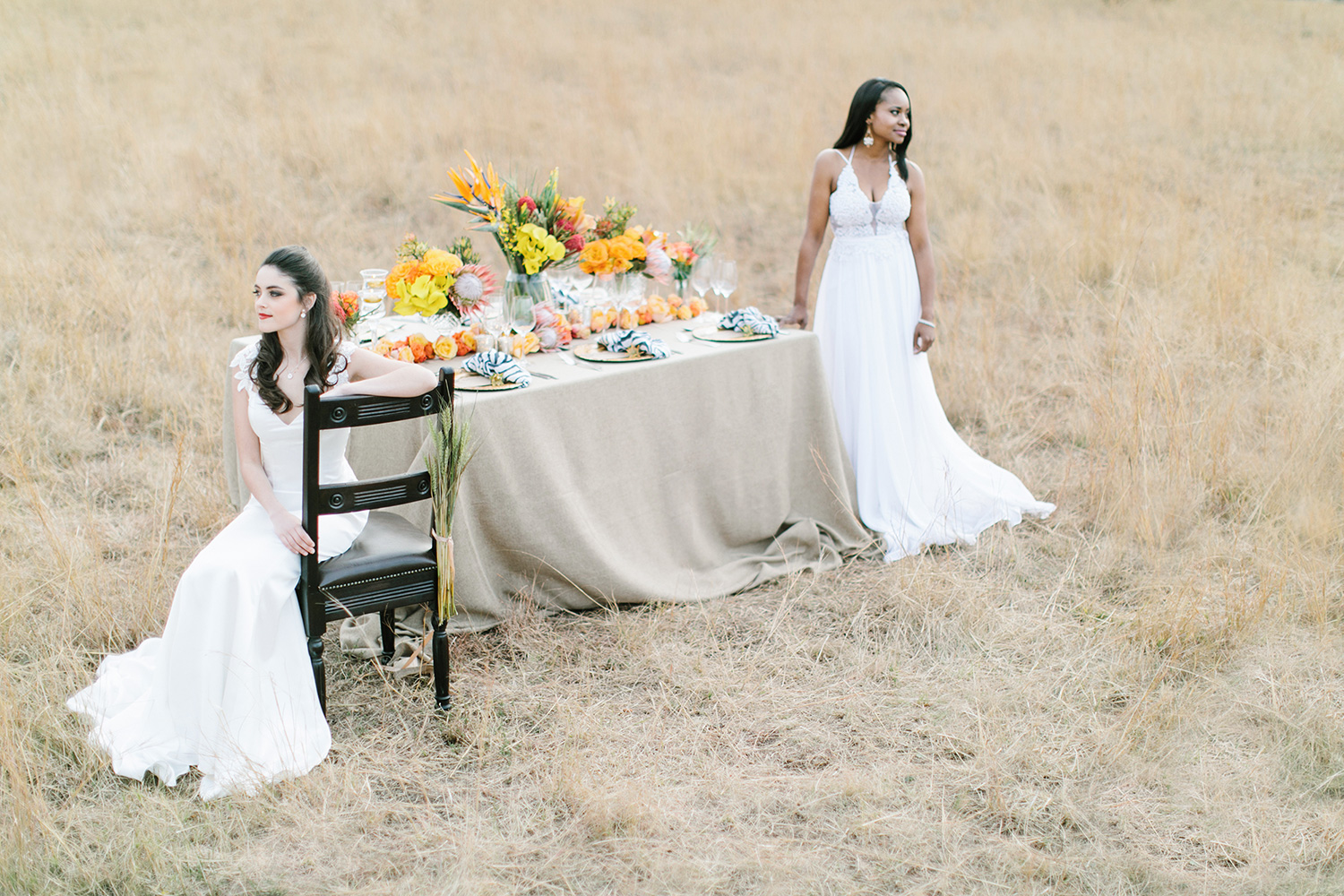AFRICAN OUTING BY PERVIGEO FLORAL DESIGN — Miss Moon & Co Photography