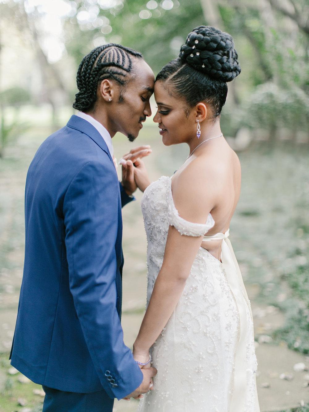 Johannesburg Wedding - Zavion Kotze - Rensche Mari