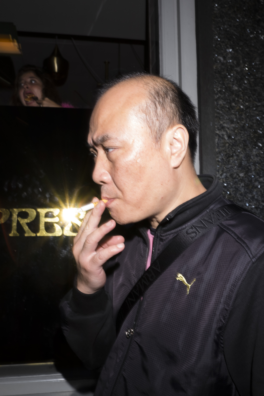 11/13 Charlie Kwai