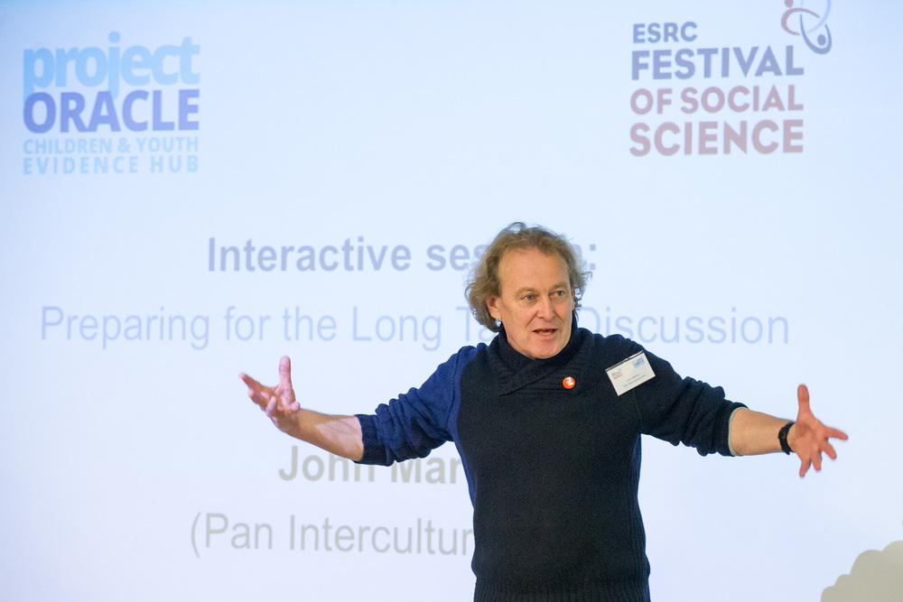 John Martin, centre-stage