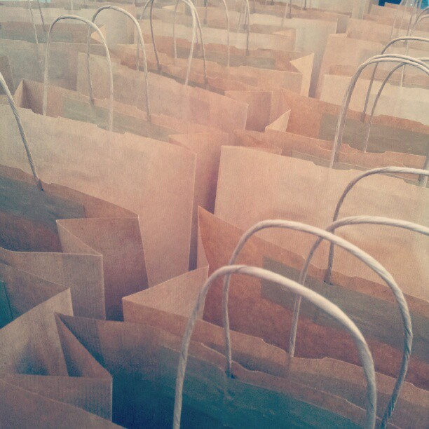 Oh hello there goodie bags!