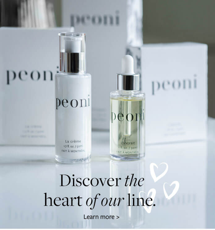 Discover the heart of our line