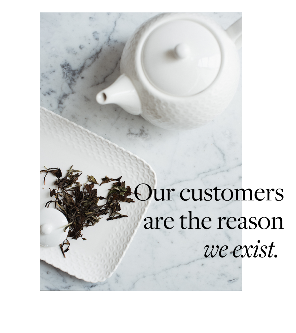 Our customers are the reason we exist - JB Skin Guru
