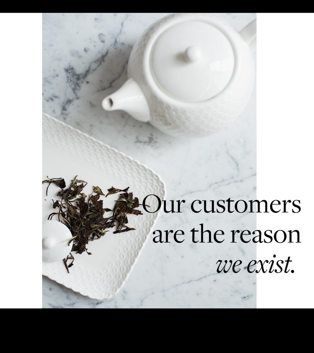 Our customers are the reason we exist - JB Skin Guru