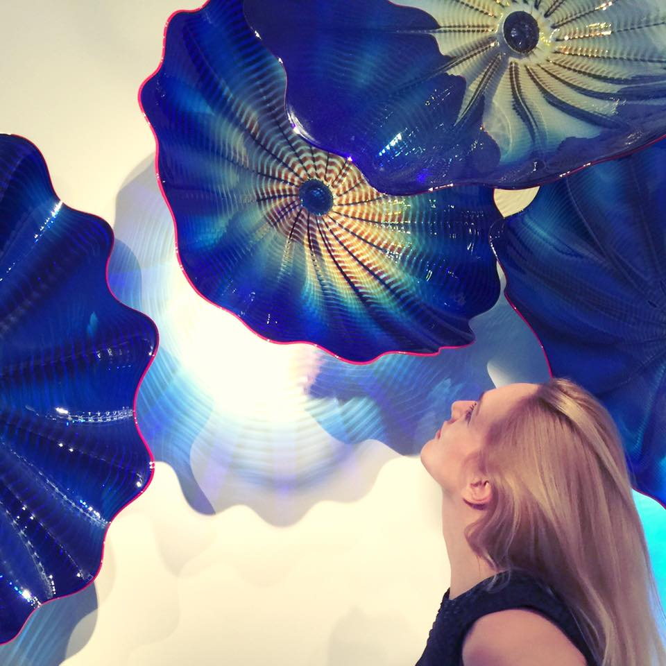 Dale Chihuly At The Halcyon Gallery