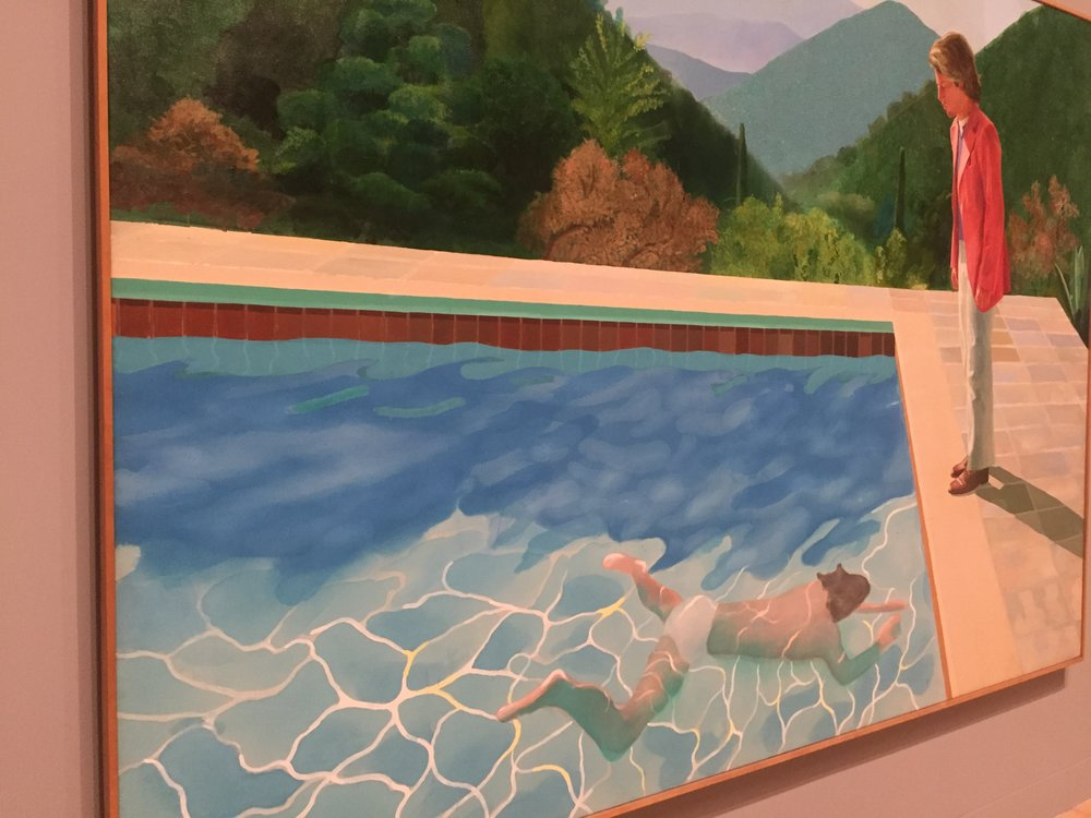 David Hockney | The Tate Britain