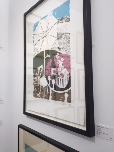 The London Original Print Fair | The Royal Academy | Art Review | London