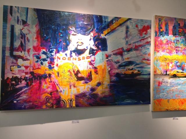The Affordable Art Fair | Art Review | Hampstead Heath | London