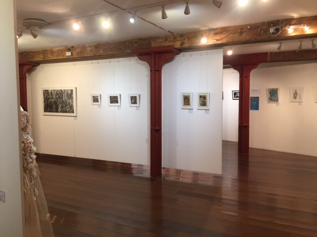 downstairs at The Menier Gallery