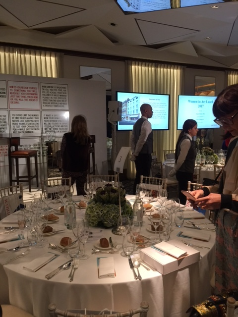 Woman's Art Lunch |The Dorchester
