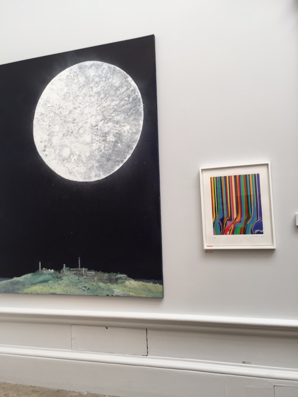 Private View | Royal Academy Summer Show | Eileen Cooper | Art Review | The Groucho Club