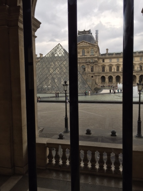 Visiting The Louvre, Paris | Travel Blog | Art Review