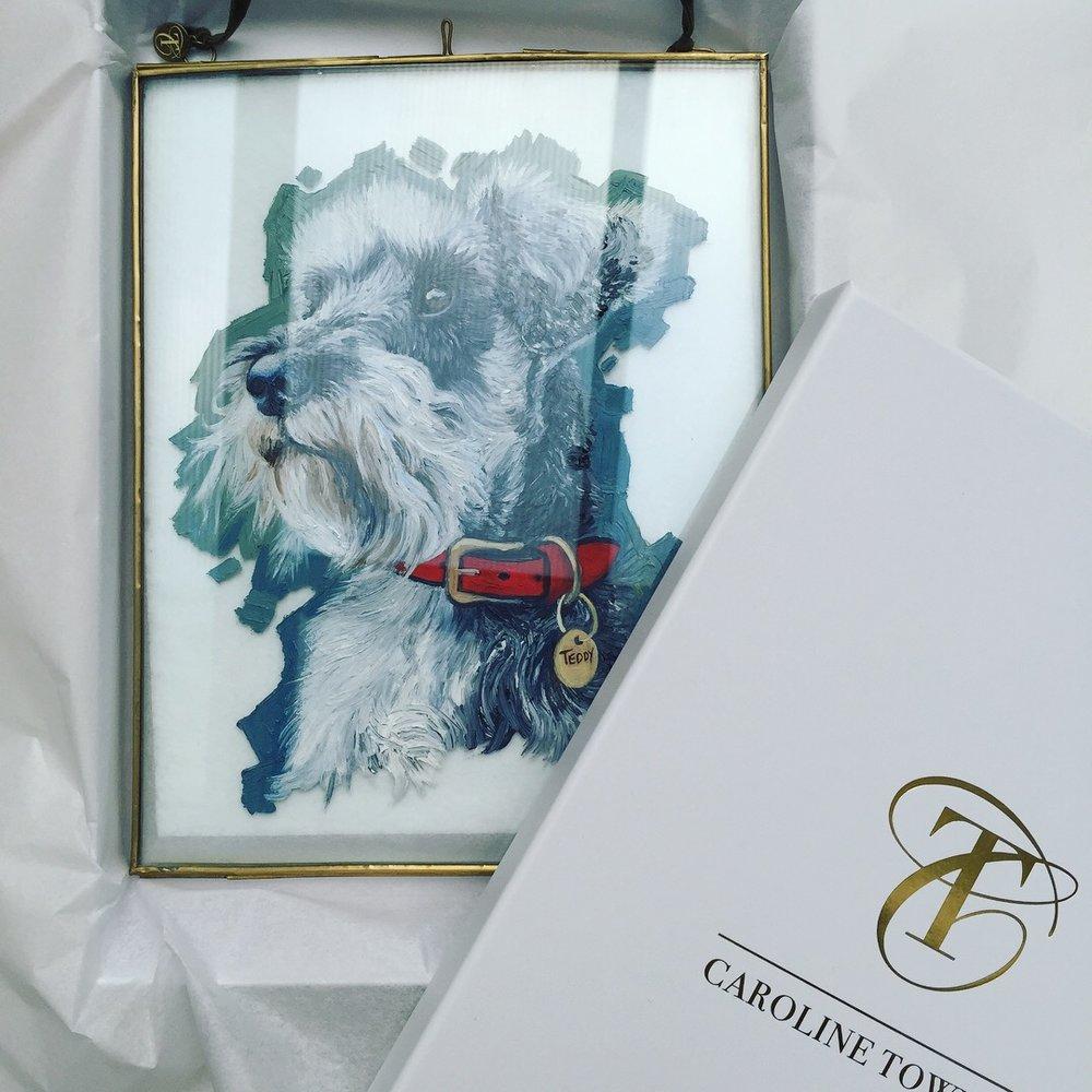 Art Commissions | Dog Art | Pet Portraits | Custom Pet Portrait