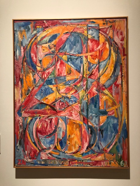 Jaspers Johns at The Royal Academy | The Royal Academy of Arts | Art Review