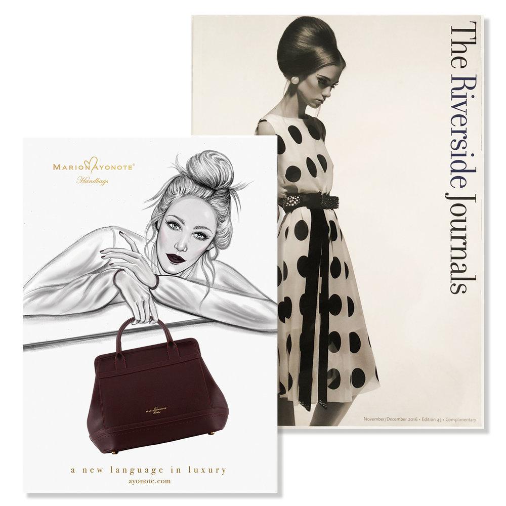 The Riverside Journal | Fashion Illustration