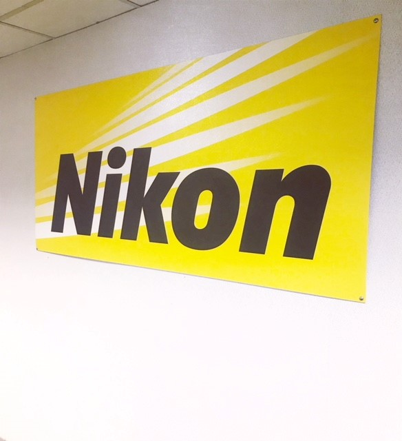 Nikons UK Head office and lab is based in Milton Keynes and I went with Val who works at our Beverley branch.