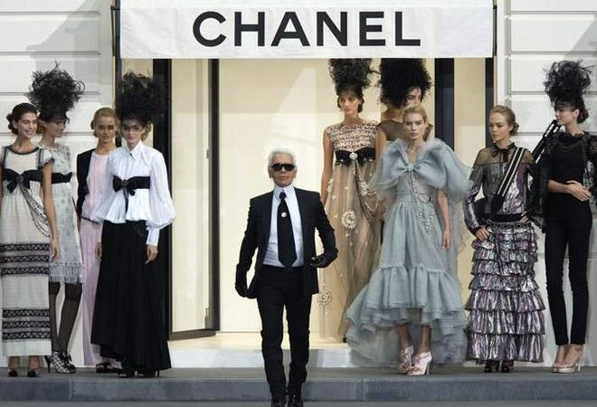 Karl Lagerfeld @ Chanel