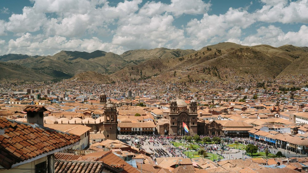 CUSCO, PERU    EXPLORE
