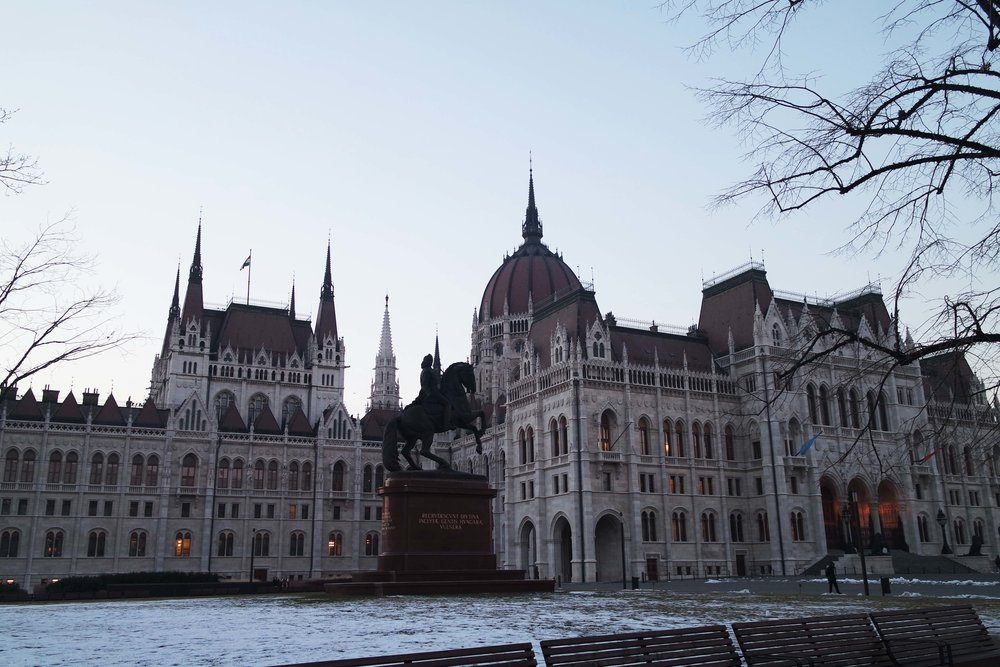 24HRS IN BUDAPEST -