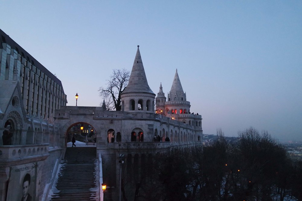 Fisherman's Bastion -