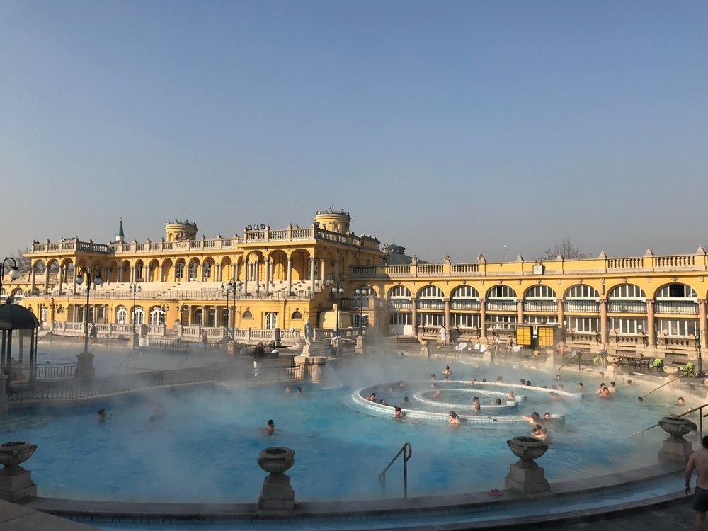 Szechneyi Baths -