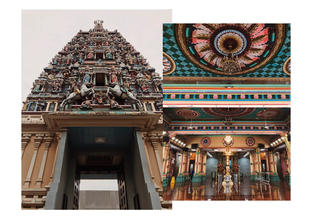 Sri Mahamariamman Temple -