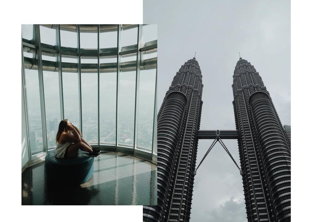 Patronas Towers -
