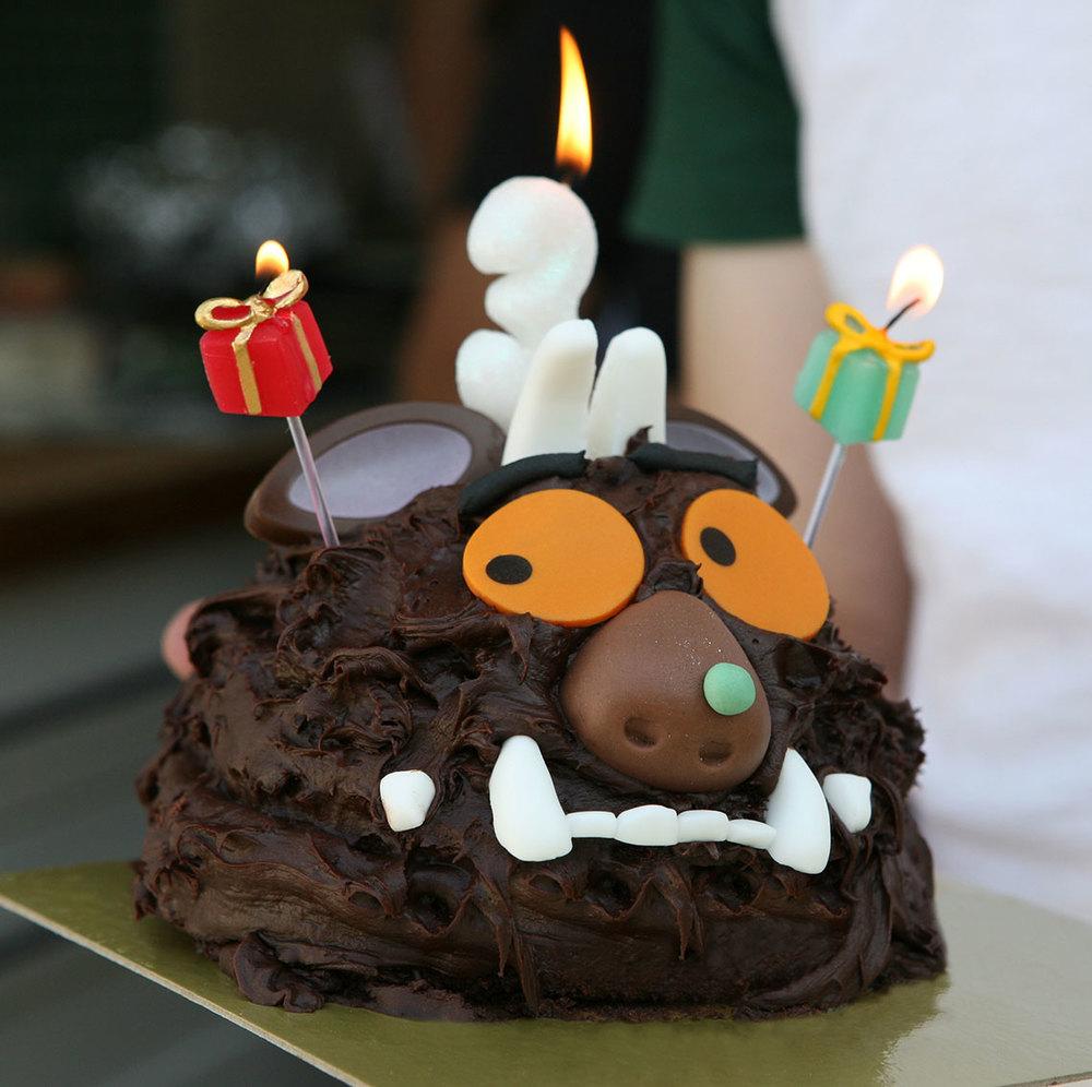 Boos Birthday triciamills