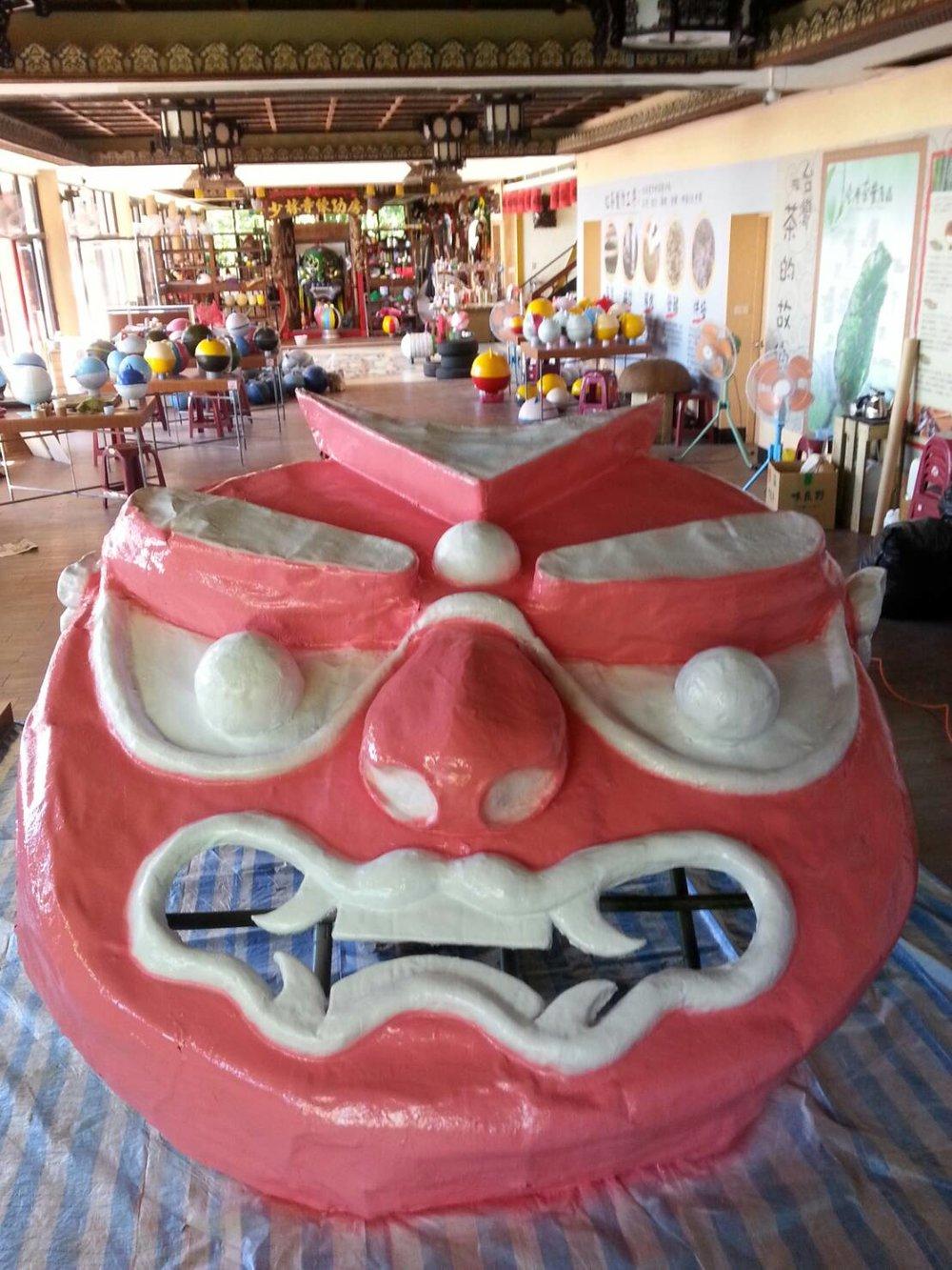 體驗傳統文化。 Traditional Culture Sculpturing Workshop