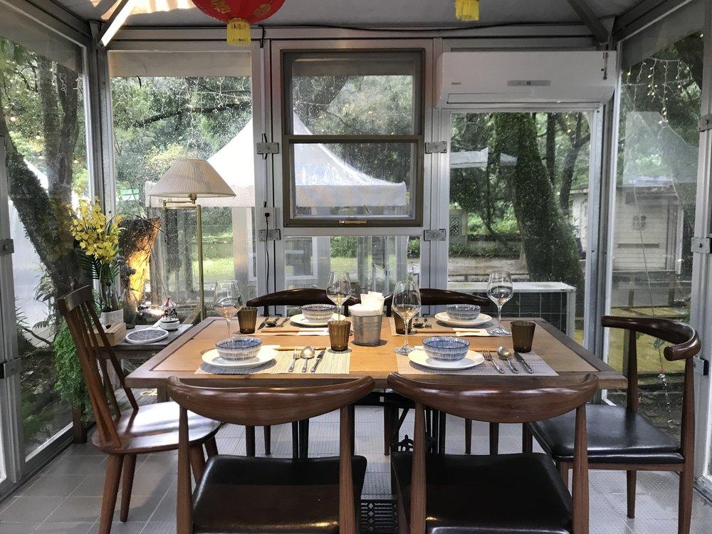 頂級透明玻璃帳蓬 - 體驗與眾不同美食饗宴