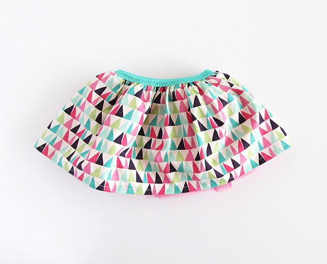 Succulence blog tour final tutu skirt