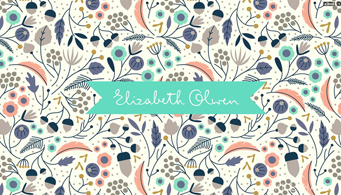 elizabeth olwen surface pattern design class
