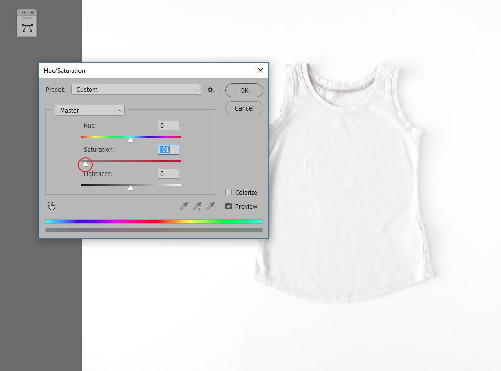removing-color-from-shirt-for-mockup