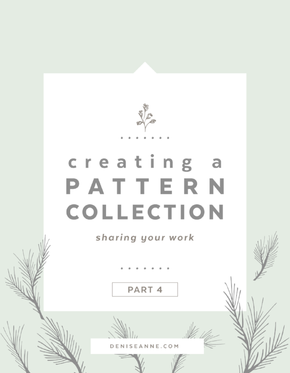 creating-a-pattern-collection-sharing-pattern-design-work