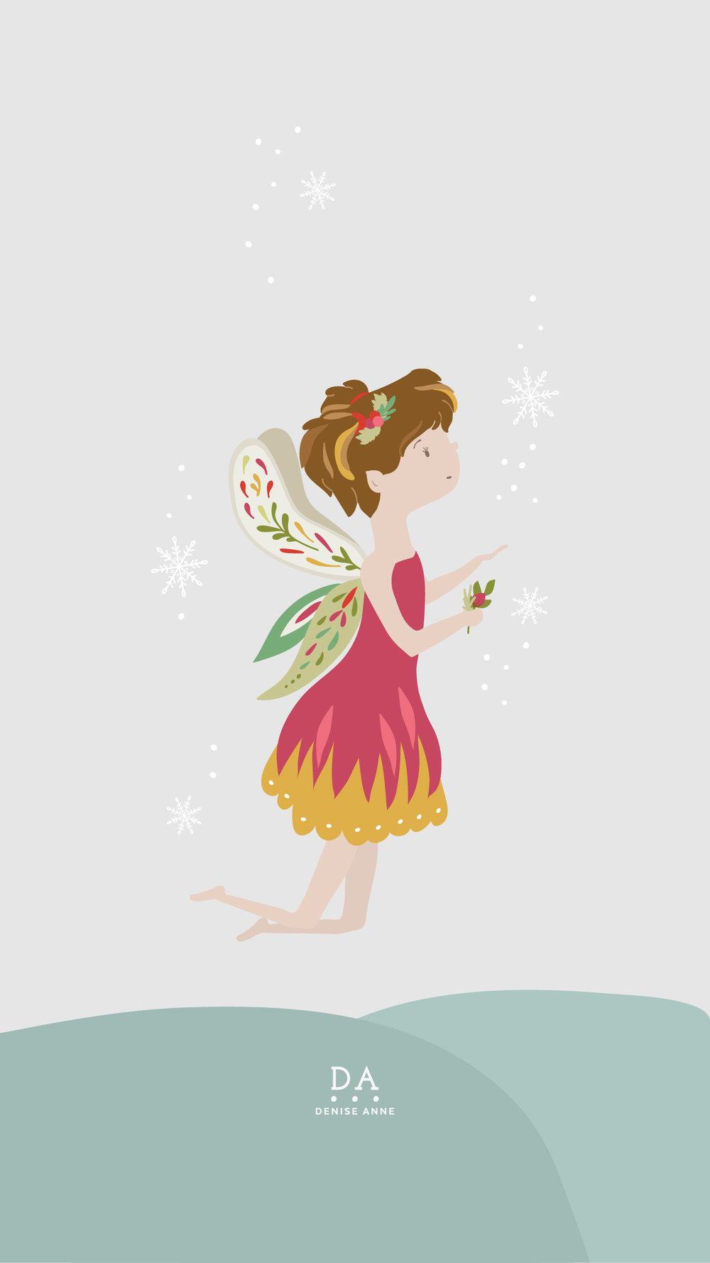 Christmas Fairy - click for download links