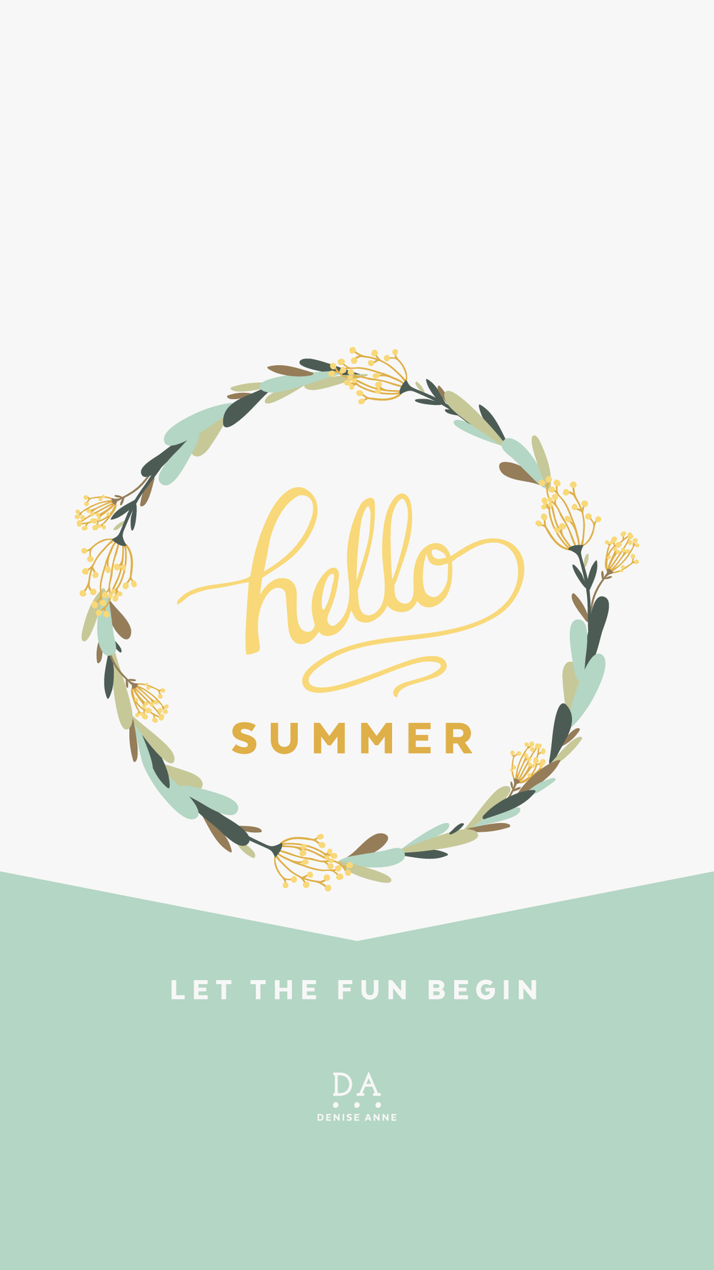 Hello Summer - click for download links