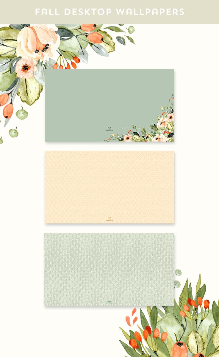 5 Beautiful Fall Desktop Wallpapers | Ioanna's Notebook