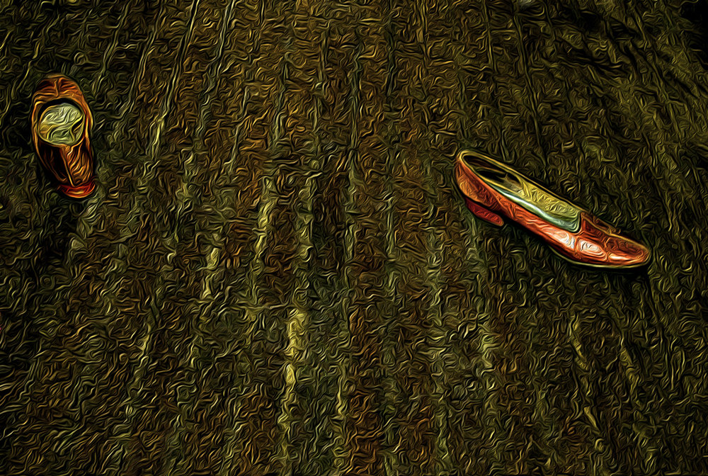 J. Auerbach, Ruby Slippers