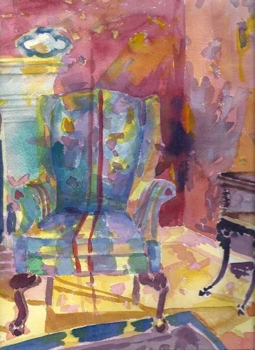 Zina Poliszuk, Gene's Chair